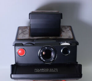 Polaroid SX-70 Instant Film Camera