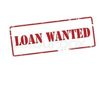Wanted: Personal loan