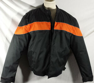 Manteau MOTO Style Harley Bull Faster doublé Padé, Homme 3XL 70$