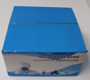 Brand New! Aluminum propeller for outboard motors June Special