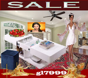 glass top coffee tables, end site lamp tables, benches, gl7999
