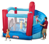 PARTY BOUNCE CASTLE RENTAL - ALL DAY