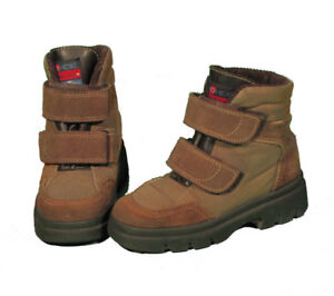 Toddler ROHDE SympaTex size 11.5, boots (brown).