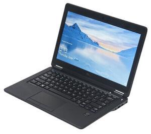 Dell Latitude E7250/ Core i5/ 8GB RAM/ 500GB SSD/ Win 10 Pro/+++