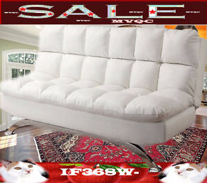 casual lounge furniture, modern style couches, futons, IF368W,
