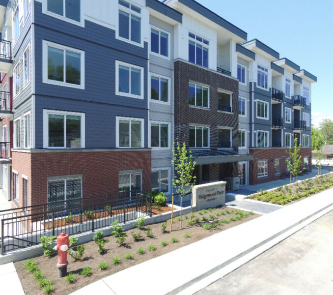 Maple Ridge Apartments: Brand New 2 Bedroom Apartments!! In A New 4 Story Building