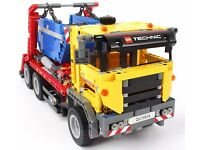Lego Technic Container Truck for sale