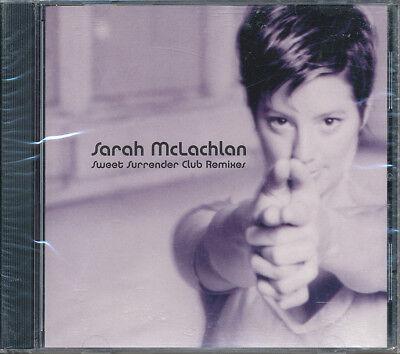Sarah Mclachlan Sweet Surrender  Remixes   Import  Cd Ep 01  Sealed   New