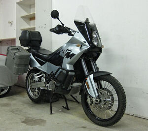 KTM Adventure  1500$ fresh service for sale new tires