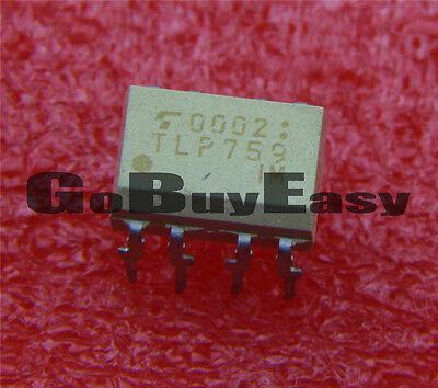 New 50pcs Toshiba Tlp759 Encapsulationdip-8transistor Invertor Inverter For