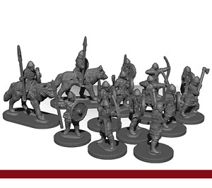 Wanted: any old Fantasy miniatures for learning