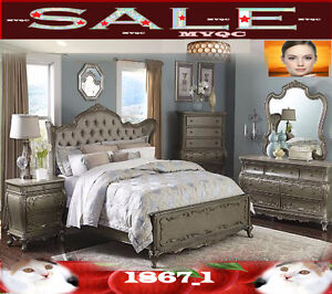 classic bedroom furniture sets, night lamp stand, mirrors, 1867