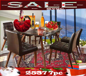 dining $ kitchen sets, tables, arm chaise, hatches, 2537 7pc