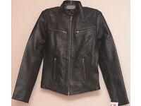 New Ladies Original Leather Jacket various size