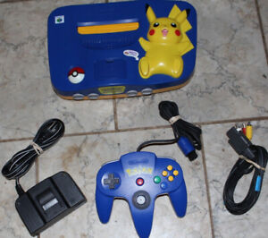 POKEMON N64 SYSTEM