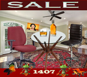 office arm chairs & desks, tv & pc tables & high bar stools,1407