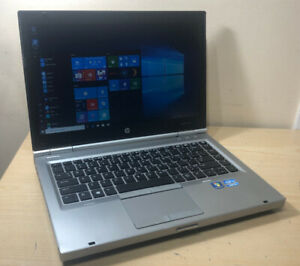 "HP EliteBook 8470p 14"" Laptop PC, Intel Core i5-3320M 2.6GHz 4G"