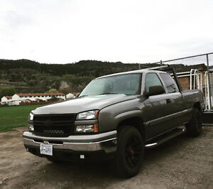 2007 Chevrolet Silverado 1500. LOW KMS