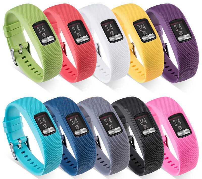 Garmin Vivofit 4 Aktivitäts Schlaf Armband Ersatz Band Fitness Tracker