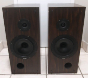 Rare Vintage Camber 3.5 2-Way Speakers
