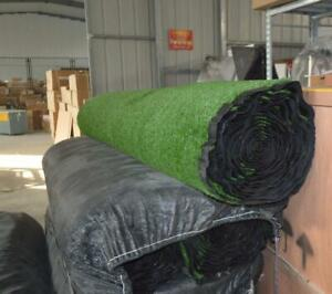 32.8*6.56ft (10m*2m) Synthetic Grass Artificial Turf Fake Lawn Plastic Yard(020666)