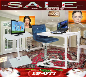 Home office furniture, desks  and chairs, barber chairs, IF-077