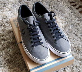 New in Box Fred perry Trainers size 9
