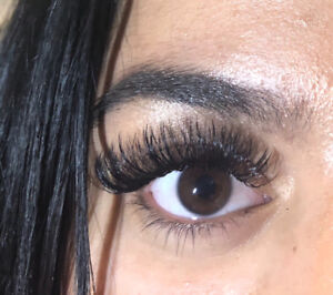 TORONTO EYELASH EXTENSIONS! Toronto downtown and north York!