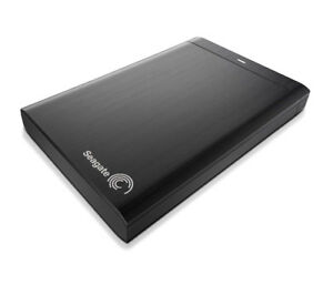 SeaGate 500GB portable external HDD
