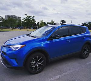 2016 Toyota RAV4 SE SUV, Crossover
