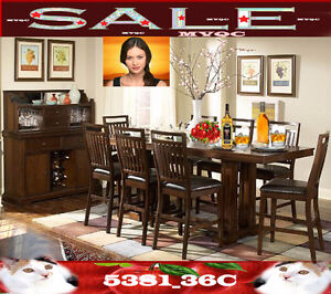 kitchen & dining room sets, chairs, hatch, buffets, curio,538136