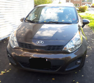 2013 Kia Rio EX GDI hatchback automatic with only 57,000kms.