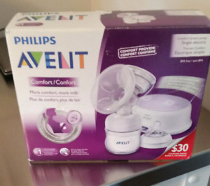 Avent Single Electric Breast Pump plus Bonuses