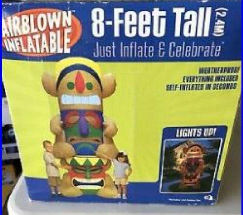 Inflatable Tiki 8