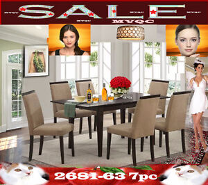 kitchen & dinette room sets, arm chairs, hatches, server, 2681-6