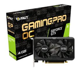 Palit GTX 1650 Gaming Pro OC 4GB GDDR6