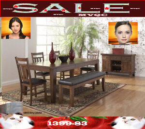 dining & kitchen tables, arm chairs, stools, benches,1399-83,