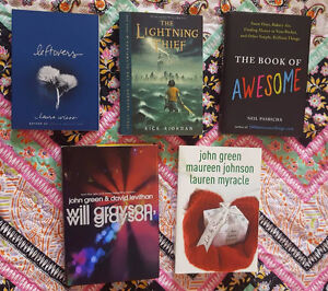 4 Novels: Young Adult