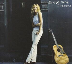 Sheryl Crow-Detours cd-new and sealed + bonus cd