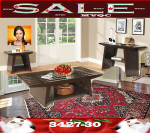 coffee tables, end side tables, sofa tables, consoles, 3427-30,