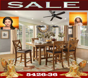 buy kitchen & dinette room sets, tables, arm chairs, 5426-36