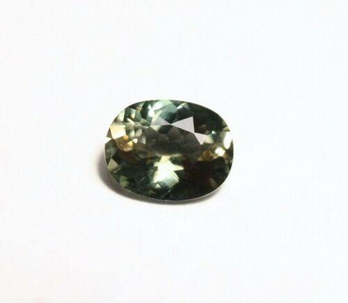 Kornerupine 0.76ct AAA Rare Natural Prismatine Fine Oval Cut Gem Sri Lanka 6x5mm