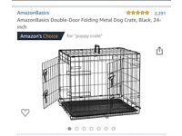 """Medium Size Pet Crate (24"""")"""