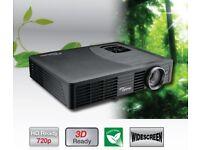 Optoma ML500 LED DLP® Ultra Portable Projector HD 3D Ready