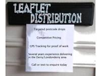 Leaflet Distribution / Flyer Distributors