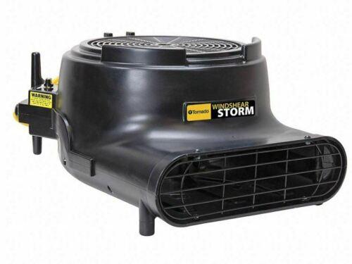 Tornado Windshear Storm Compact Blower - Floor & Carpet Dryer - (98778) - NEW