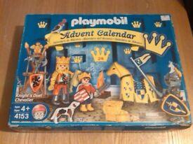 Playmobil Knights Tournament Advent Calendar 4153