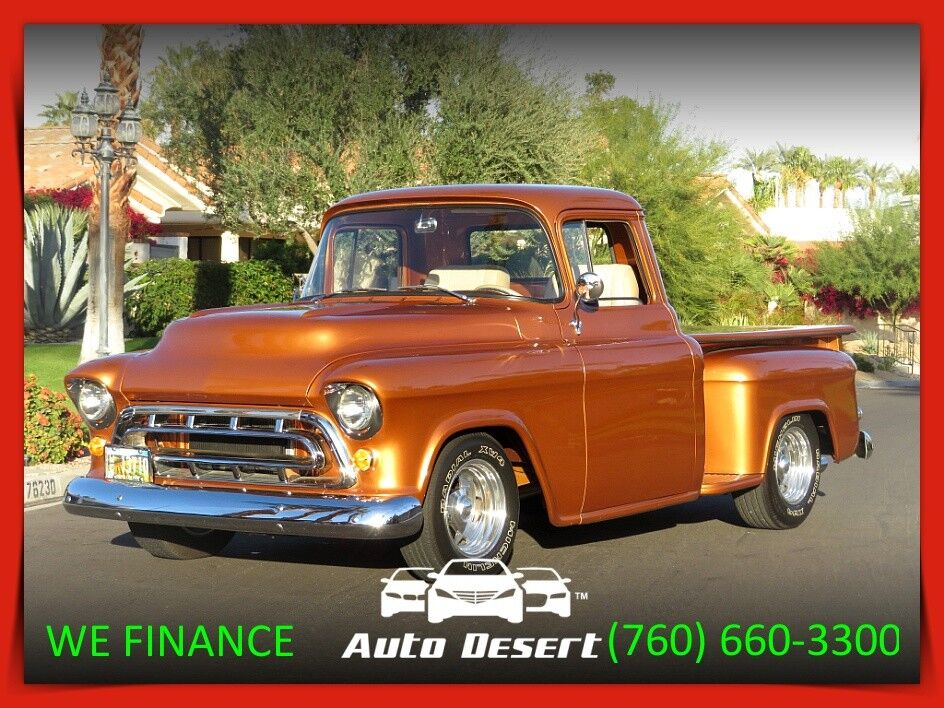 1957 Chevrolet C-10  1957 Chevrolet Other Pickups