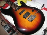 Music Man Luke, Steve Lukather signature, oryginal Made in USA with Music Man case
