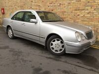 AUTOMATIC MERCEDES - DIESEL - LEATHER - LOW MILES - SERVICE HISTORY - 1 OWNER
